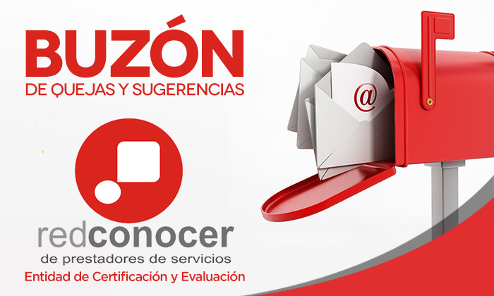 buzon red conocer