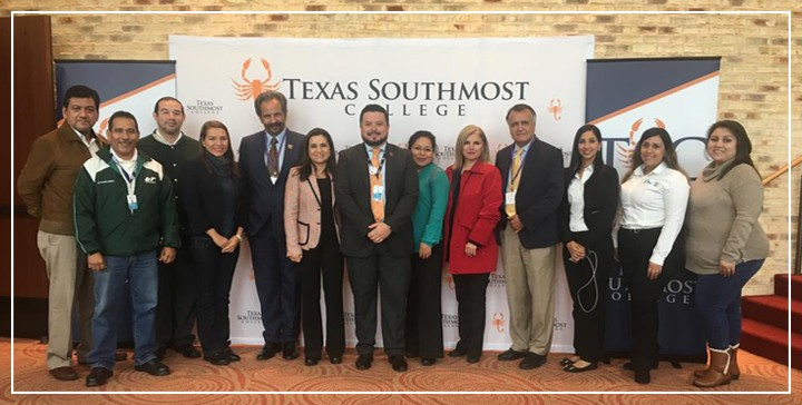 Visita a Southmost College (Brownsville, TX)