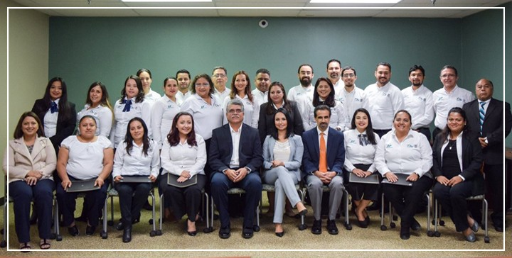 "Culminan Curso ""Pedagogical Foundation Training"" 30 Docentes de la UT"